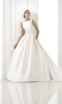 Pronovias Wedding Dresses Barcaza #1