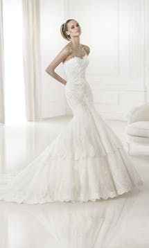 Pronovias Wedding Dresses Barquilla #2