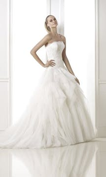 Pronovias Wedding Dresses Beleria #3
