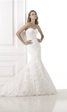 Pronovias Wedding Dresses Bella #5