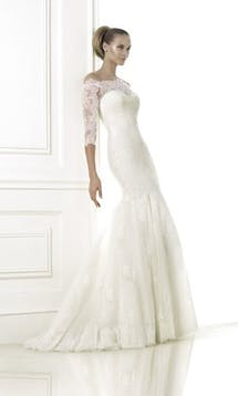 Pronovias Wedding Dresses Bellamy #6