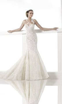 Pronovias Wedding Dresses Carezza #9