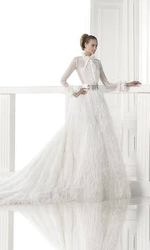 Pronovias Wedding Dresses Carmit #10