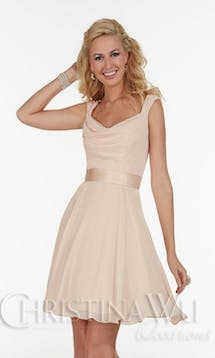 Eternity Bridal Bridesmaid Dresses - Spring/Summer 2015 22587 #18