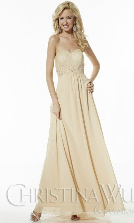 Eternity Bridal Bridesmaid Dresses - Spring/Summer 2015 22615
