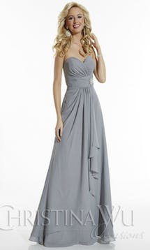 Eternity Bridal Bridesmaid Dresses - Spring/Summer 2015 22616 #12