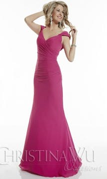 Eternity Bridal Bridesmaid Dresses - Spring/Summer 2015 22622 #9