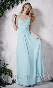 Eternity Bridal Bridesmaid Dresses - Spring/Summer 2015 22655 #4