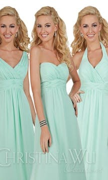 Eternity Bridal Bridesmaid Dresses - Spring/Summer 2015 BM38 #3
