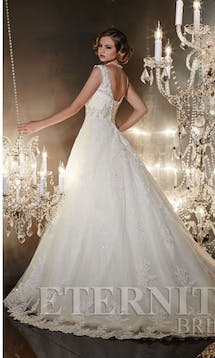 Eternity Bridal Summer 2015 D5196 #6
