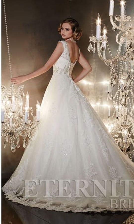 Eternity Bridal Summer 2015 D5196