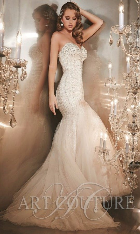 Eternity Bridal Spring AC411