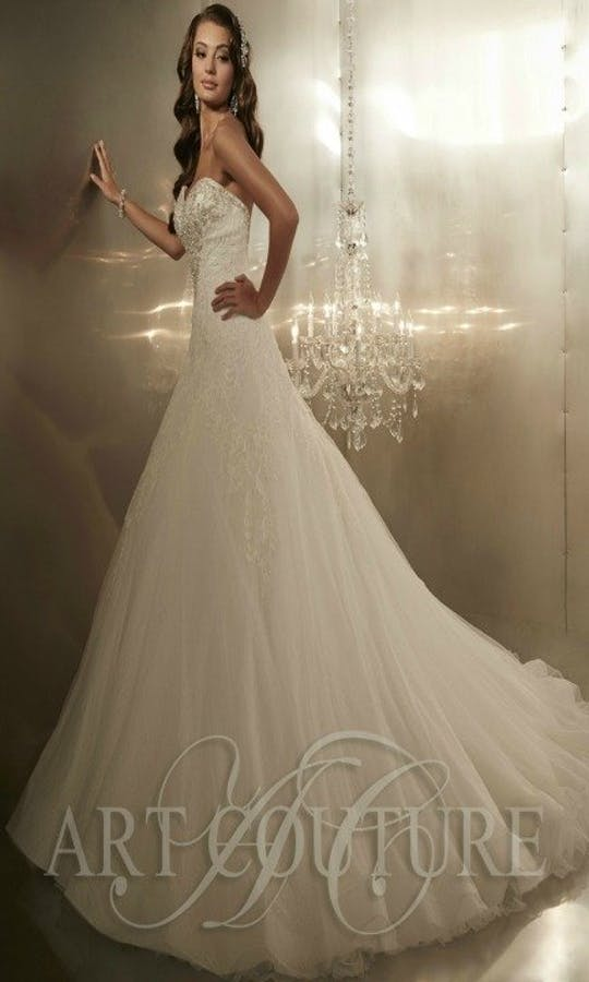 Eternity Bridal Spring AC432
