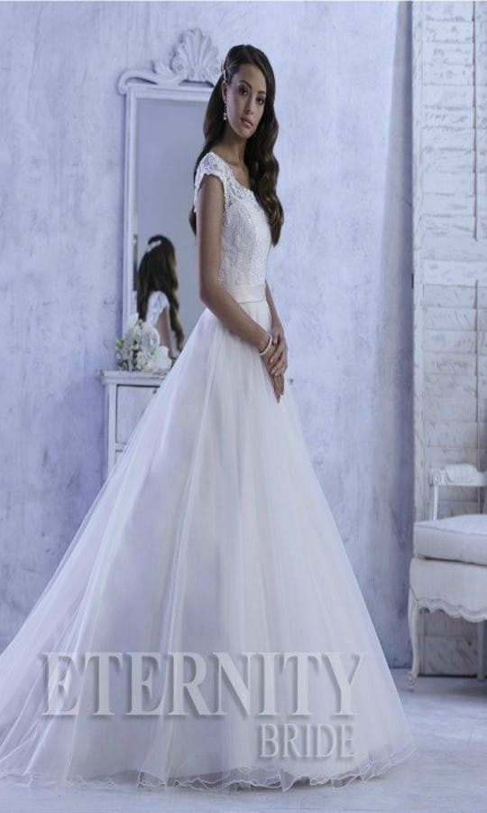 Eternity Bridal Summer 2015 D5260