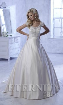 Eternity Bridal Summer 2015 D5264 #13