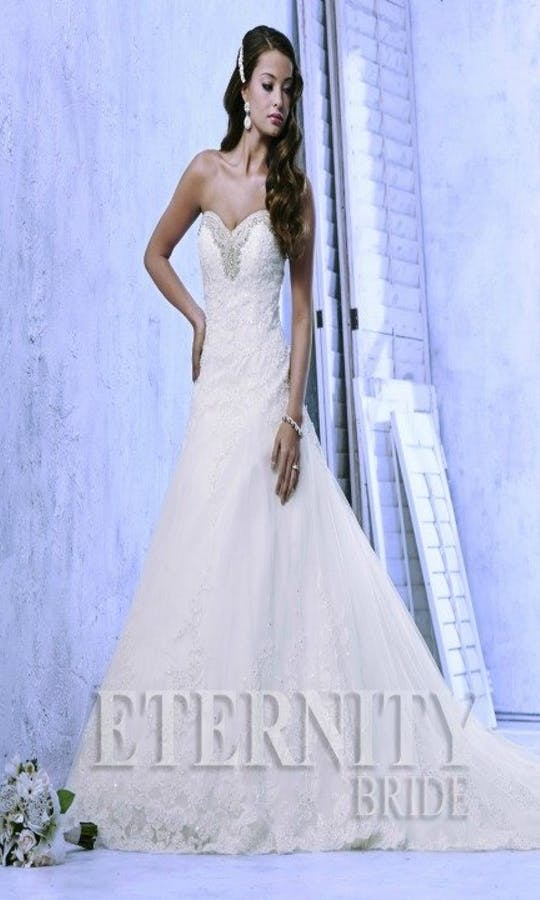 Eternity Bridal Summer 2015 D5266
