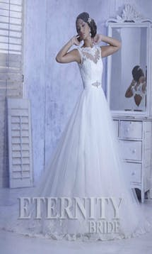 Eternity Bridal Summer 2015 D5269 #16