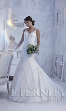 Eternity Bridal Summer 2015 D5277 #20