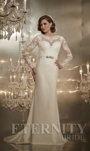 Eternity Bridal Summer 2015 D5278 - Discontinued