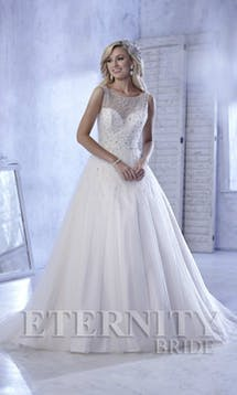 Eternity Bridal Summer 2015 D5287 #23