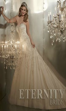 Eternity Bridal Summer 2015 D5288 #24