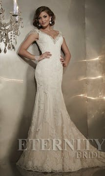 Eternity Bridal Summer 2015 D5289 #25