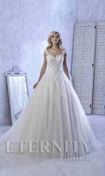 Eternity Bridal Summer 2015 D5290 #26