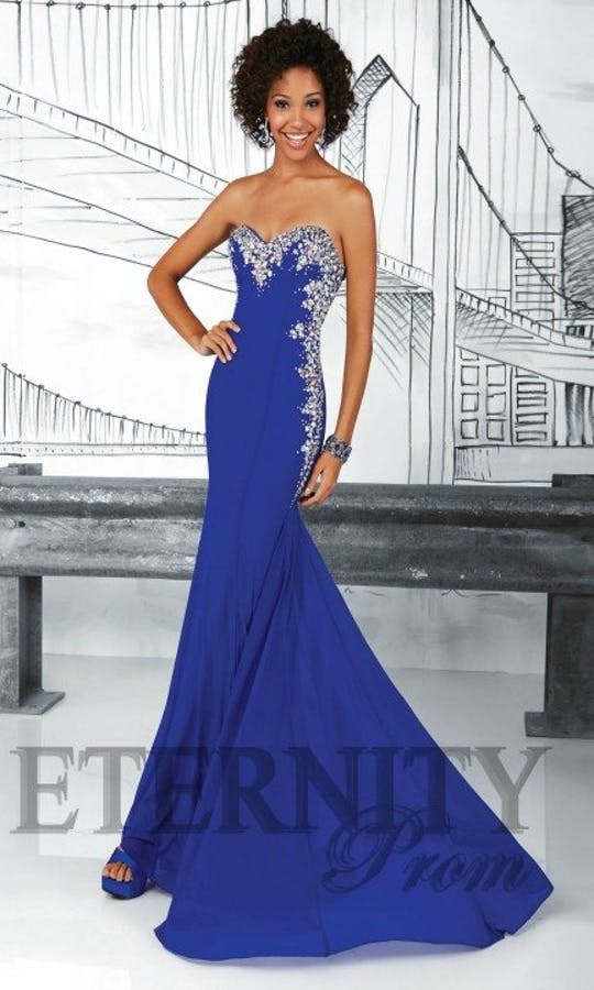 Eternity Bridal 2015 Prom & Eveningwear 16017