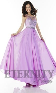 Eternity Bridal 2015 Prom & Eveningwear 16067 #4