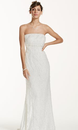 David's Bridal 2016 Galina S8551