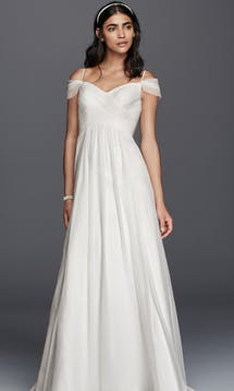 David's Bridal 2016 Galina WG3779 #8
