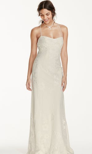 David's Bridal 2016 Galina KP3766