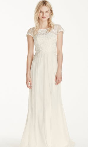 David's Bridal 2016 Galina WG3769
