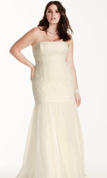 David's Bridal 2016 Galina Woman 9KP3765 #2