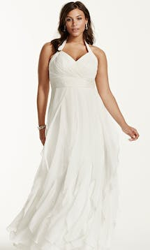 David's Bridal 2016 Galina Woman 9PK3218 #3