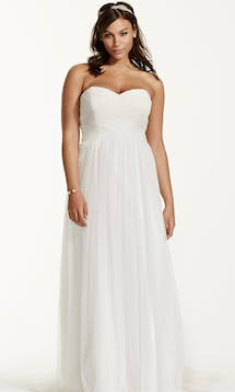 David's Bridal 2016 Galina Woman 9WG3438 #5