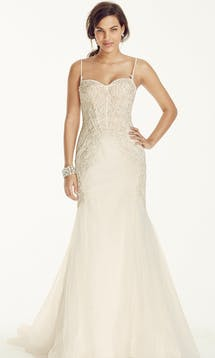 David's Bridal 2016 Galina Signature SWG690 #9