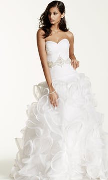 David's Bridal 2016 Galina Signature SWG492 #2