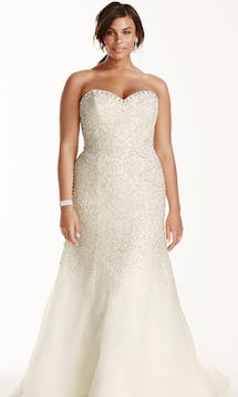 David's Bridal 2016 Galina Signature 9SWG688 #13