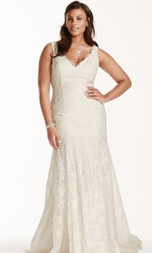 David's Bridal 2016 Jewel Woman 9WG3757 #9
