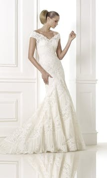 Pronovias Wedding Dresses Kaira #12