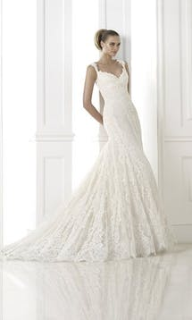Pronovias Wedding Dresses Kala #13