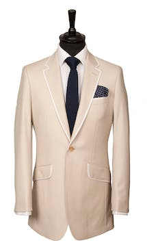 King & Allen Bespoke Suits The Boating Blazer #9