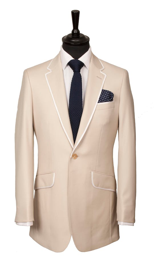 King & Allen Bespoke Suits The Boating Blazer