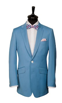 King & Allen Bespoke Suits The Summer Dandy #10