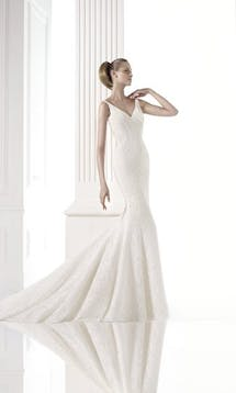 Pronovias Wedding Dresses Maricel #21