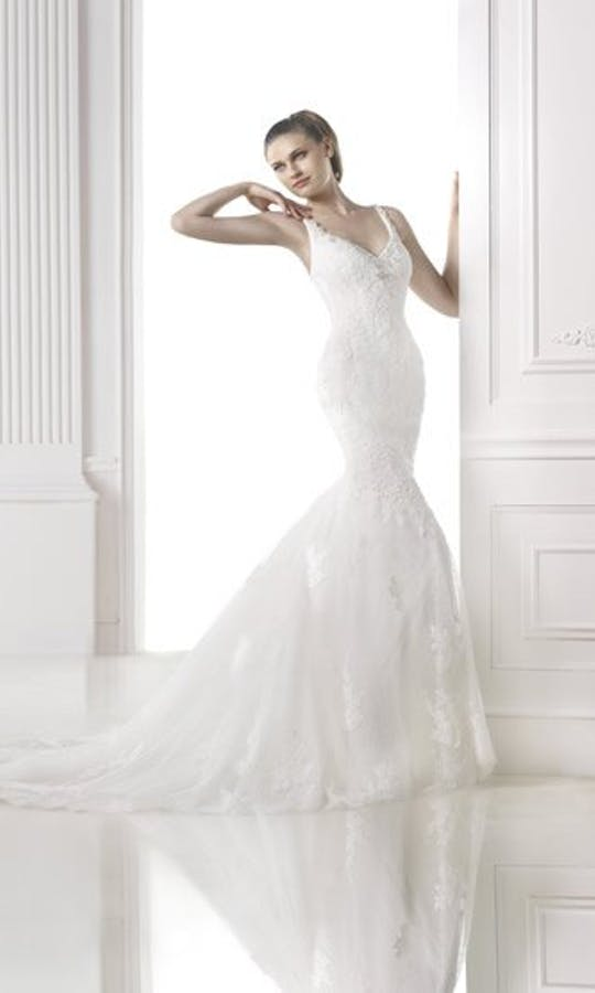 Pronovias Wedding Dresses Marilia