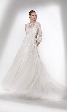 Pronovias Wedding Dresses Maui #40