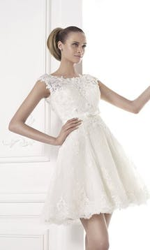 Pronovias Wedding Dresses Messina #28