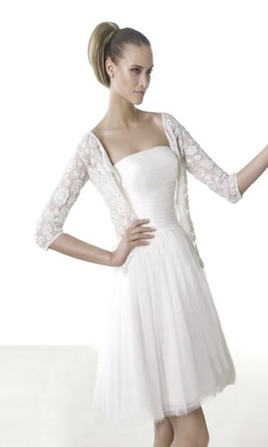 Pronovias Wedding Dresses Mia